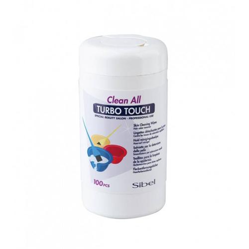 Фризьорски аксесоари - Кърпички за отстраняване на боя от кожата 100 бр