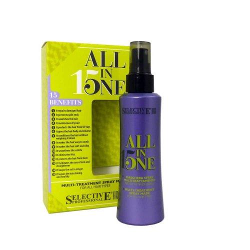 Мултифункционална спрей маска 15в1 SELECTIVE Аll in one spray 150ml