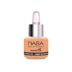 Олио за кожички череша / NABA Cuticle oil - cherry blossom 15мл.