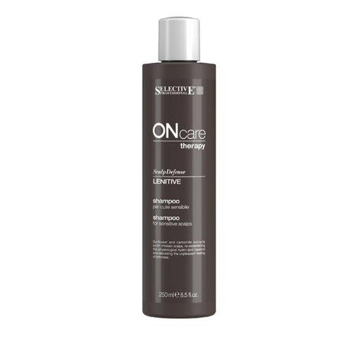 Шампоан за чувствителен скалп SELECTIVE On Care Lenitive shampoo 250ml