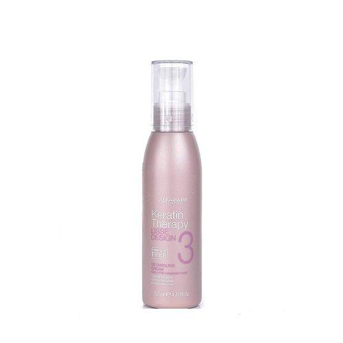 Kрем с кератин за силно увредена коса Alfaparf Detangling Cream 125ml.