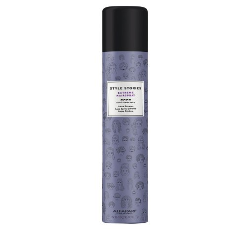 Лак с екстремно силна фиксация Alfaparf Extreme Hairspray 500мл.