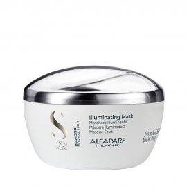 Подхранваща маска за блясък Alfaparf Diamond Illuminating Mask 200ml