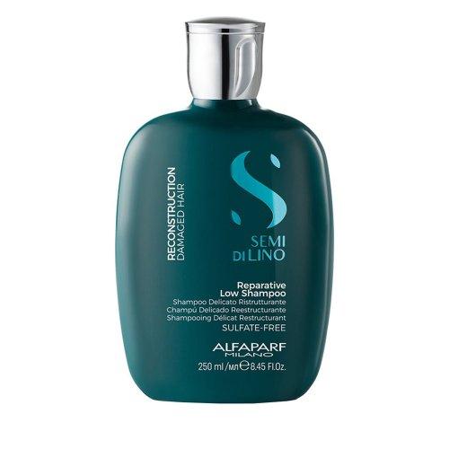 Шампоан силно за увредена коса Alfaparf SDL Reconstruction Reparative Shampoo 250мл.