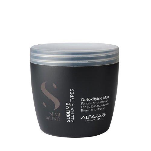 Глина за почистване на косата и скалпа Alfaparf Detox Mud 500gr