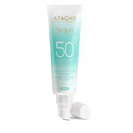 Тонизиращ крем за лице SPF50 ATACHE Be Sun Cream SPF50 50ml
