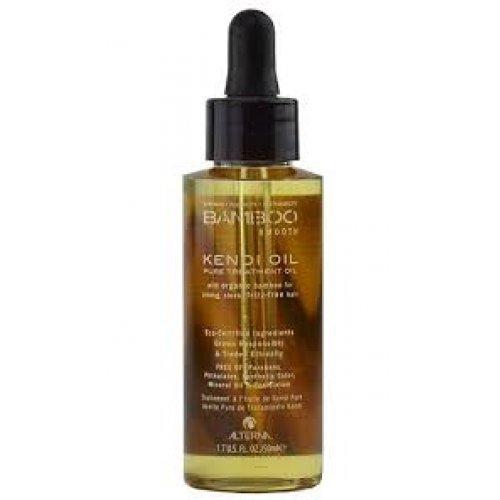 Приглаждане и подхранване / Bamboo smooth - Сухо олио с антистатично действие / Bamboo Smooth Kendi Oil Treatment 175ml
