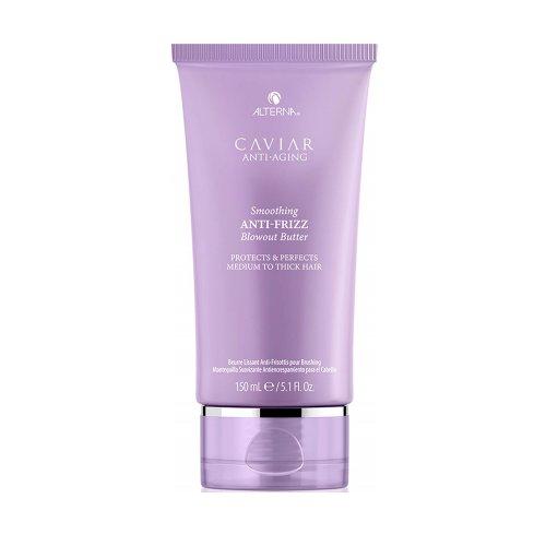 Приглаждащо масло за плътна коса Alterna Caviar Anti-Frizz Blowout Butter 150ml