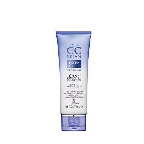 CC крем с хайвер за плътна коса 10 в 1  Alterna CC Cream Extra Hold 10 in 1 174ml