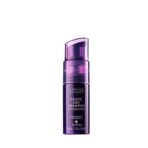 Сух шампоан с хайвер Alterna Caviar Anti-Aging Sheer Dry Shampoo 34g