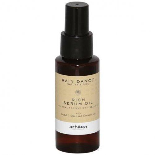 Натурален серум за термозащита и изглаждане / Artego / Rain Dance Rich Serum Oil 75мл.