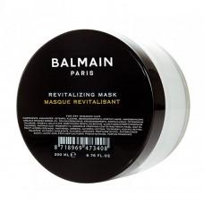Ревитализираща маска за изтощена коса Balmain Revitalizing Mask 200ml