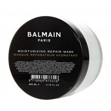 Хидратираща маска за суха и боядисана коса Balmain Moisturizing Repair Mask 200ml