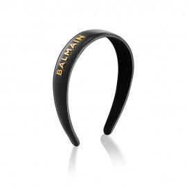 Лимитирана кожена диадема Balmain Limited Edition Leather Headband