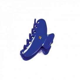 Лимитирана Синя щипка за коса Balmian Limited Edition Pince a Cheveux Medium Cobalt Blue