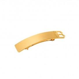 Лимитирана златна шнола с лого В Balmain Limited edition barrette pour cheveux B gold SS21