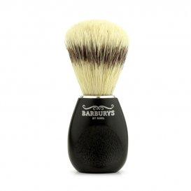 Четка за бръснене с естествен косъм от глиган Barburys CODE - Ergo