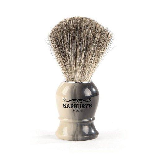 Четка за бръснене с естествен косъм Sibel