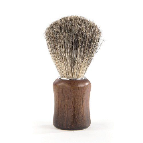 Четка за бръснене с косъм от язовец Sibel