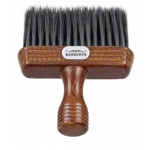 Четка за врат дървена  Barburys | Beautymall