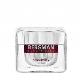 Успокояващ крем за лице Bergman Sensitivity SOS Balm 50ml