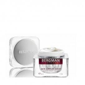 Нощен крем за лице с лифтинг Bergman Skin Supplies 50ml