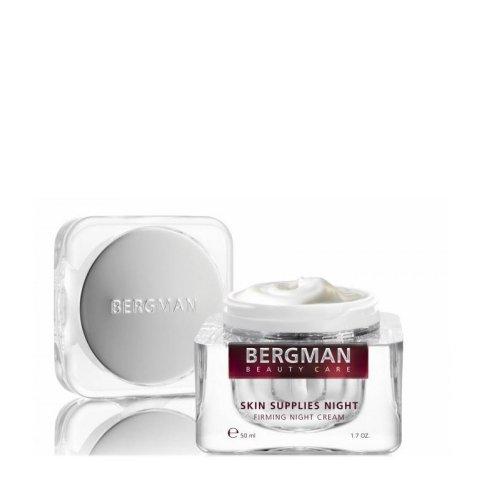 Нощен крем за лице с анти ейдж действие Bergman Skin Supplies 50ml