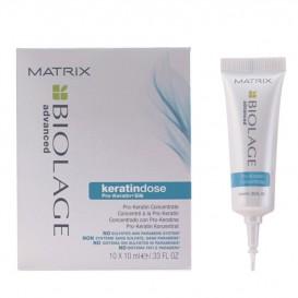 Ампули за силно третирана коса Biolage Keratindose Concentrate 10x10ml.
