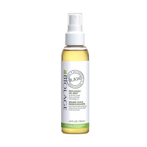 Олио за коса и тяло Biolage RAW Replenish oil-mist 125ml.