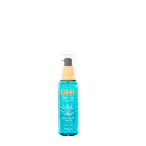 Олио за къдрава коса с алое вера CHI Aloe Vera Curls Defined Oil 89ml