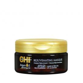 Подхранваща маска с арганово масло / CHI Argan Oil Rejuvenating Masque 237ml.