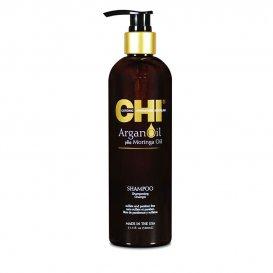 Подхранващ шампоан с арганово масло / CHI Argan Oil Shampoo 355ml.