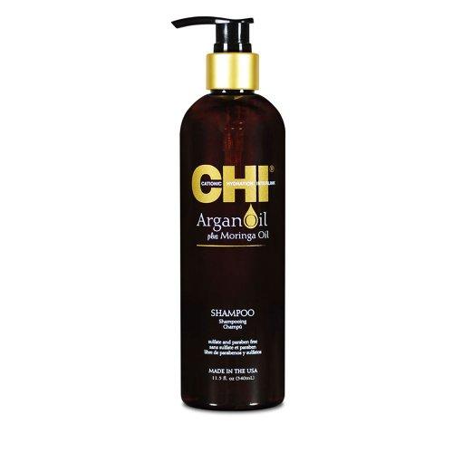 Подхранващ шампоан с арганово масло / CHI Argan Oil Shampoo 355 мл.