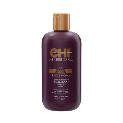 Хидратиращ шампоан за суха коса CHI Deep Brilliance Shampoo 355 ml.