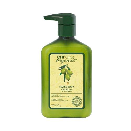 Органичен балсам за коса и тяло с маслиново масло Chi Organic olive 340 мл.