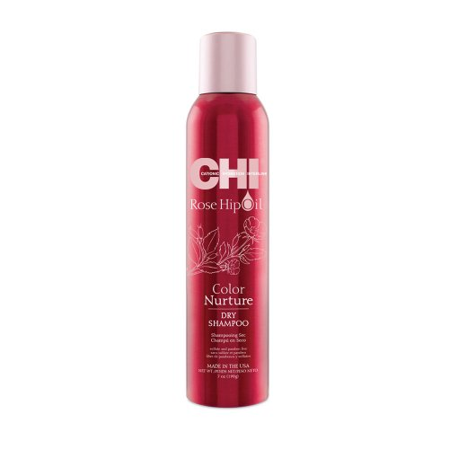Сух шампоан / CHI Rose hip oil dry shampoo 198 гр.
