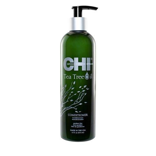 Балсам за чувствителен скалп с чаено дърво CHI Tea Tree Oil Conditioner 355 мл.