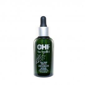 Подхранващ и успокояващ серум за коса и скалп / CHI Tea Trea Oil Serum 59ml.