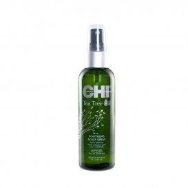 Успокояващ спрей за чувствителен скалп / CHI Tea Tree Spray 89ml.