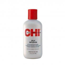 Кристали за коса с коприна CHI Silk Infusion 177ml.