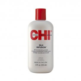 Кристали за коса с коприна CHI Silk Infusion 355ml.