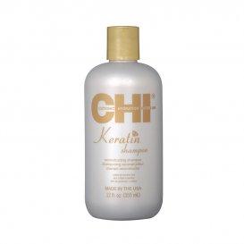 Кератинов шампоан с коприна / CHI Keratin shampoo 355ml.