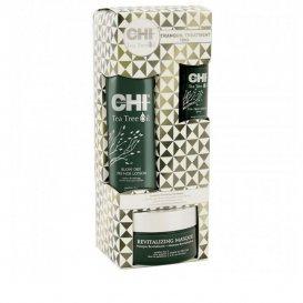 Комплект за подхранване на косата и скалпа Chi Tea Tree