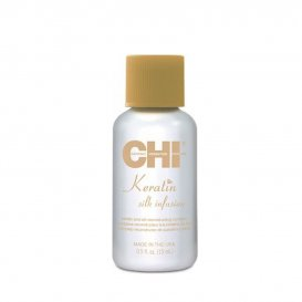 Кристали за коса с кератин и коприна CHI Keratin Silk infusion 15ml