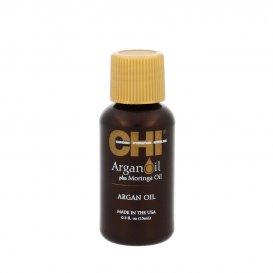 Коприна за коса с масло от арган и моринга CHI Argan Oil 15ml.