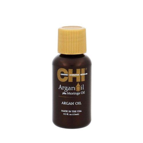 Коприна за коса с масло от арган и моринга CHI Argan Oil 15 мл.