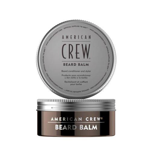 Омекотяващ и подхранващ балсам за брада American Crew Beard Balm 60gr