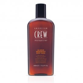 Душ гел за тяло с 24 часова защита American Crew 24-Hour Body Wash 450ml.