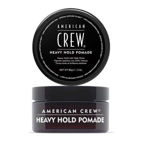 Стилизираща помада със силна фиксация American Crew Heavy Hold Pomade 85gr