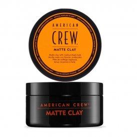 Матиращ клей със средна фиксация American Crew Matte Clay 85gr